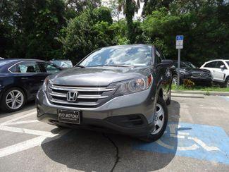 2014 Honda CR-V LX AWD SEFFNER, Florida 4