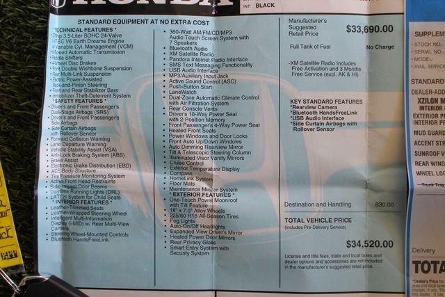 2014 Honda Crosstour EX-L FWD - SUNROOF - HEATED LEATHER! Mooresville , NC 4