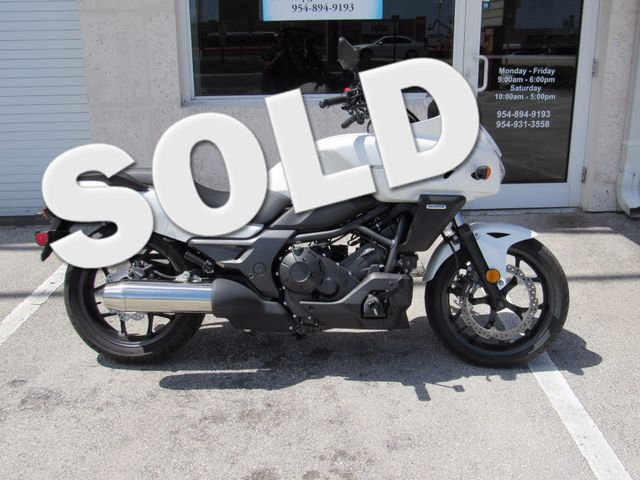 2014 Honda CTX 700 Dania Beach, Florida 0