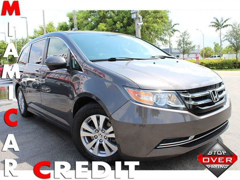 2014 Honda Odyssey EX-L in Akron, OH