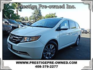 2014 Honda Odyssey EX-L  in Campbell CA