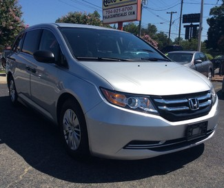 2014 Honda Odyssey LX CHARLOTTE, North Carolina