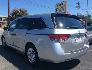 2014 Honda Odyssey LX  city NC  Palace Auto Sales   in Charlotte, NC