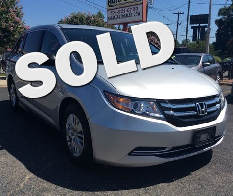2014 Honda Odyssey LX in Charlotte, NC