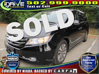 2014 Honda Odyssey Touring Elite | Louisville, Kentucky | iDrive Financial in Lousiville Kentucky