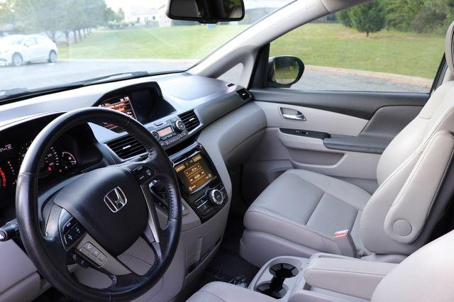 2014 Honda Odyssey EX-L Mooresville, North Carolina 10