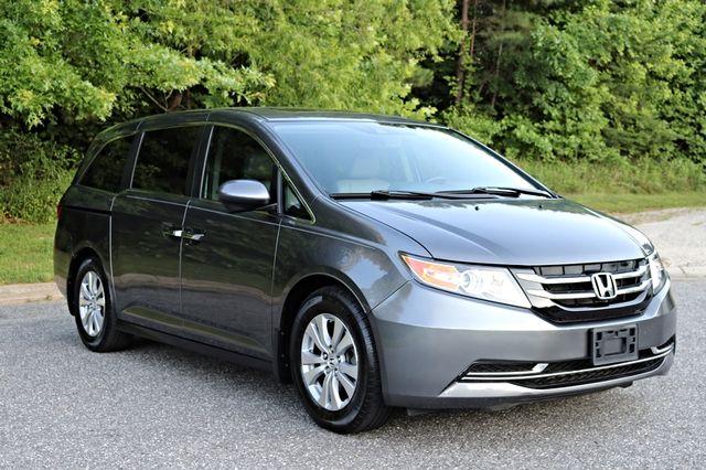 2014 Honda Odyssey EX-L Mooresville, North Carolina 0