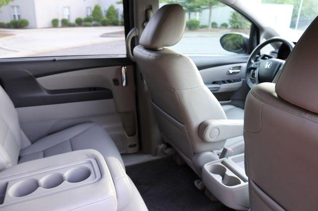 2014 Honda Odyssey EX-L Mooresville, North Carolina 26