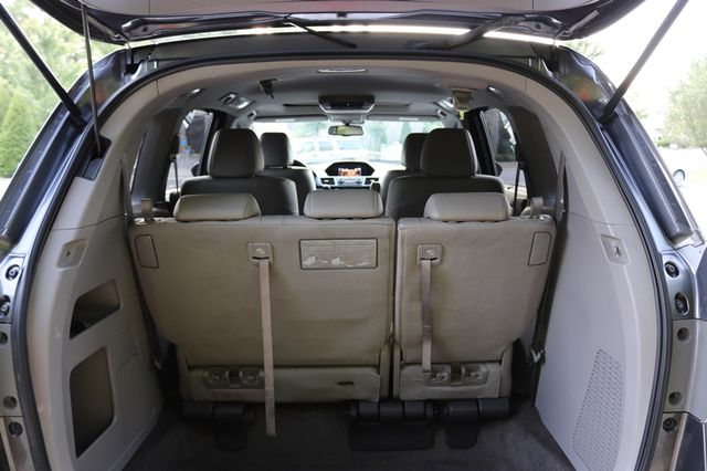 2014 Honda Odyssey EX-L Mooresville, North Carolina 29