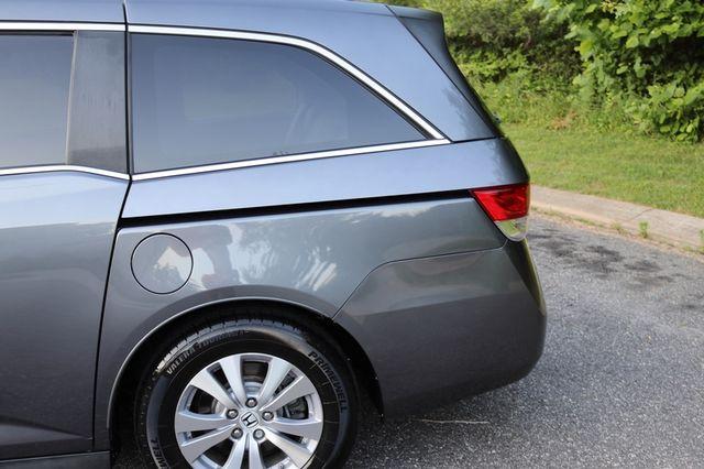 2014 Honda Odyssey EX-L Mooresville, North Carolina 70