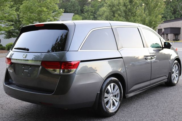 2014 Honda Odyssey EX-L Mooresville, North Carolina 72