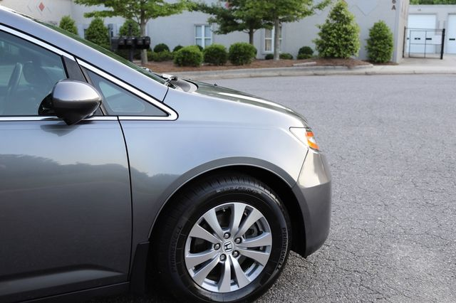 2014 Honda Odyssey EX-L Mooresville, North Carolina 78