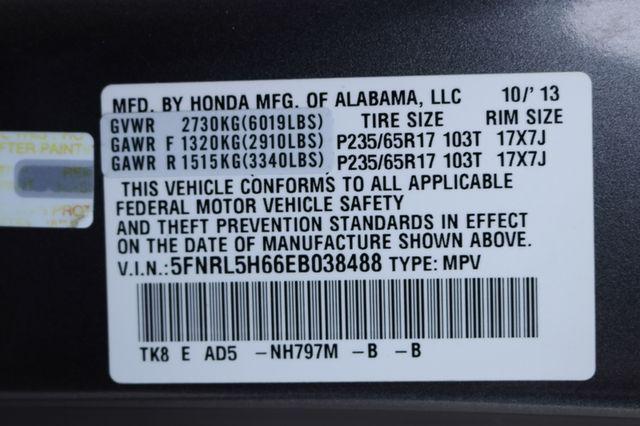 2014 Honda Odyssey EX-L Mooresville, North Carolina 91