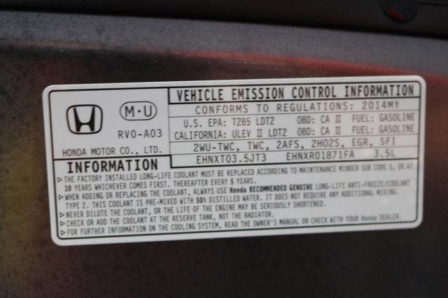 2014 Honda Odyssey EX-L Mooresville, North Carolina 62
