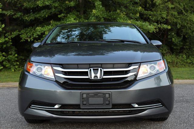 2014 Honda Odyssey EX-L Mooresville, North Carolina 63
