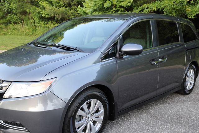 2014 Honda Odyssey EX-L Mooresville, North Carolina 65