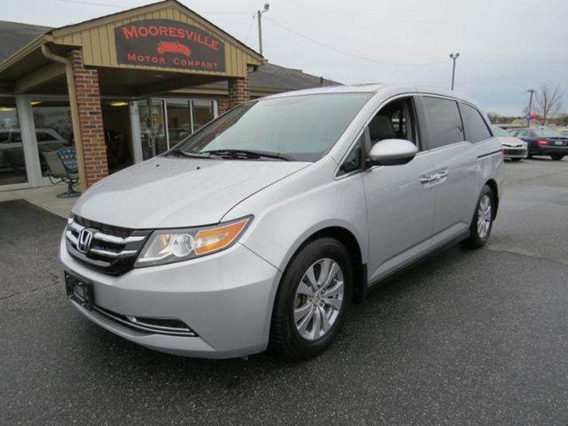 2014 Honda Odyssey EX-L | Mooresville, NC | Mooresville Motor Company in Mooresville NC