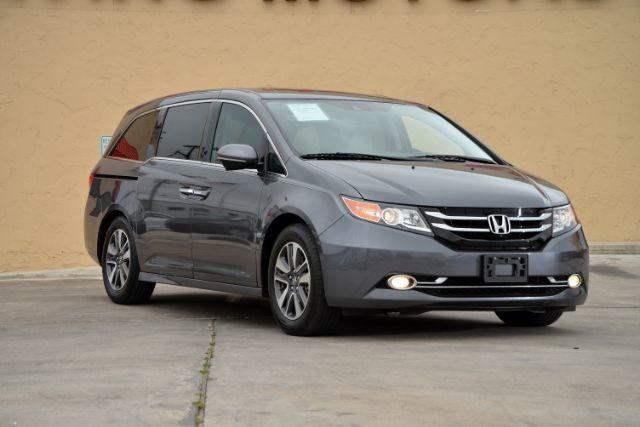 2014 Honda Odyssey Touring Elite San Antonio , Texas 0
