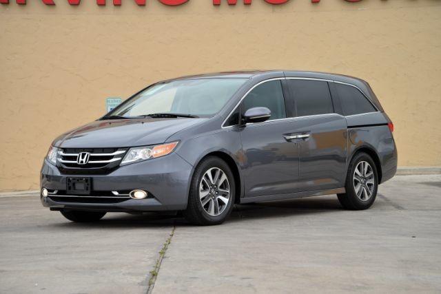 2014 Honda Odyssey Touring Elite San Antonio , Texas 1