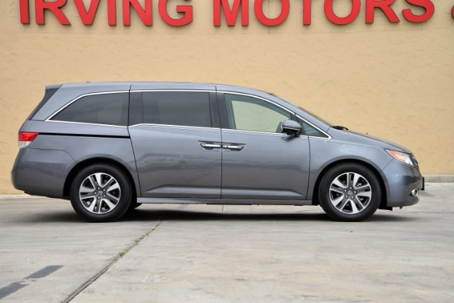 2014 Honda Odyssey Touring Elite San Antonio , Texas 4