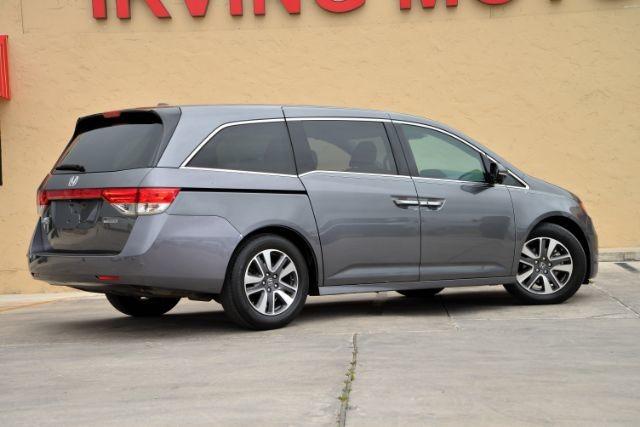 2014 Honda Odyssey Touring Elite San Antonio , Texas 5