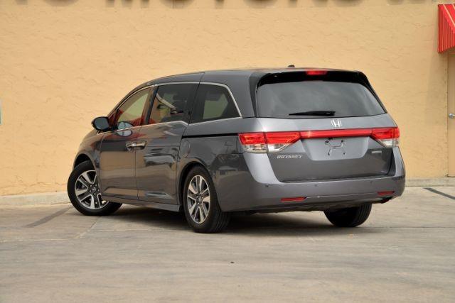 2014 Honda Odyssey Touring Elite San Antonio , Texas 7
