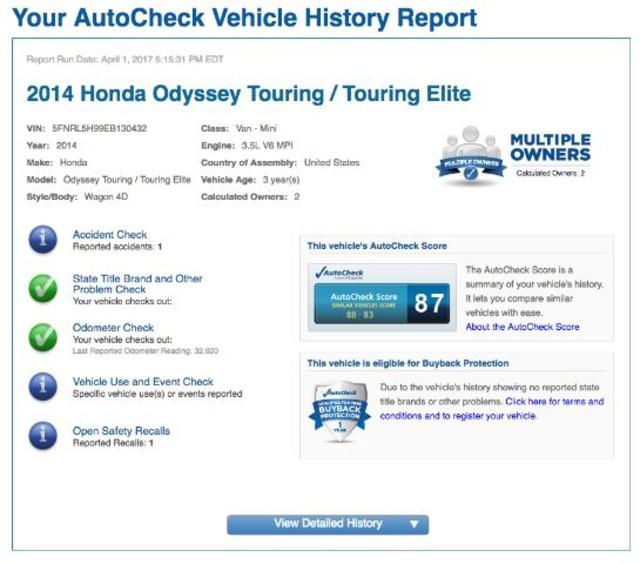 2014 Honda Odyssey Touring Elite San Antonio , Texas 9