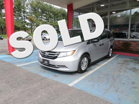 2014 Honda Odyssey LX in WATERBURY, CT