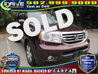 2014 Honda Pilot Touring | Louisville, Kentucky | iDrive Financial in Lousiville Kentucky