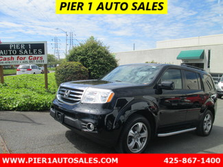 2014 Honda Pilot EX-L Seattle, Washington