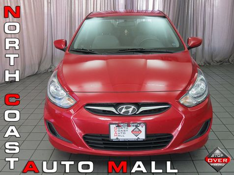 2014 Hyundai Accent GLS in Akron, OH
