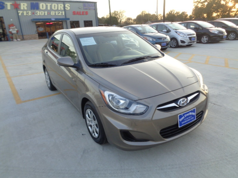 2014 Hyundai Accent GLS in Houston