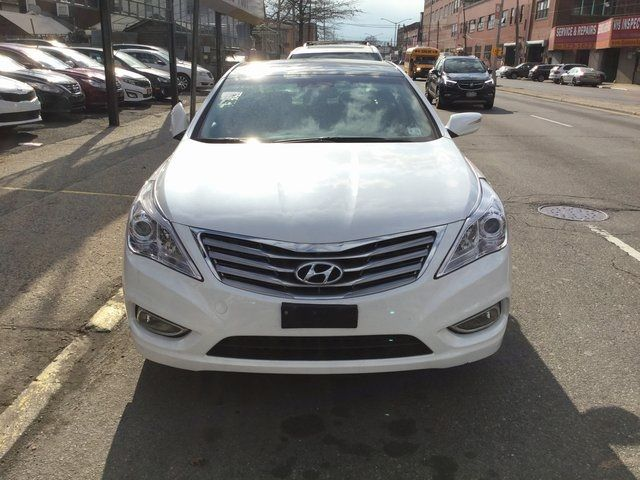 2014 Hyundai Azera Limited Richmond Hill, New York 1