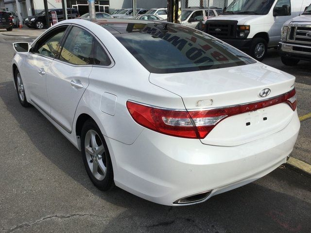 2014 Hyundai Azera Limited Richmond Hill, New York 6
