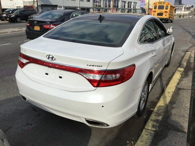 2014 Hyundai Azera Limited Richmond Hill, New York 7