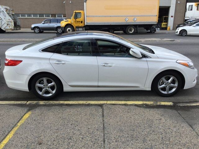2014 Hyundai Azera Limited Richmond Hill, New York 8