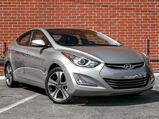 2014 Hyundai Elantra Sport Burbank, CA 1