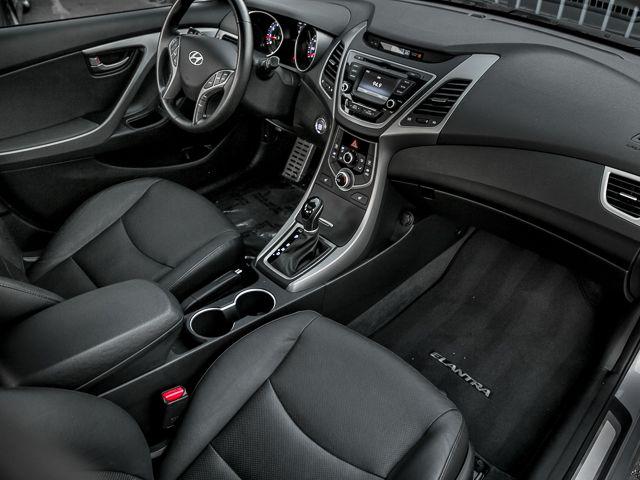 2014 Hyundai Elantra Sport Burbank, CA 9