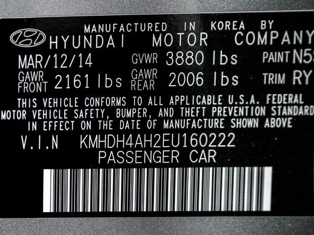 2014 Hyundai Elantra Sport Burbank, CA 23