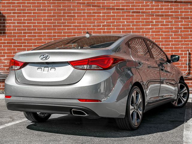 2014 Hyundai Elantra Sport Burbank, CA 3