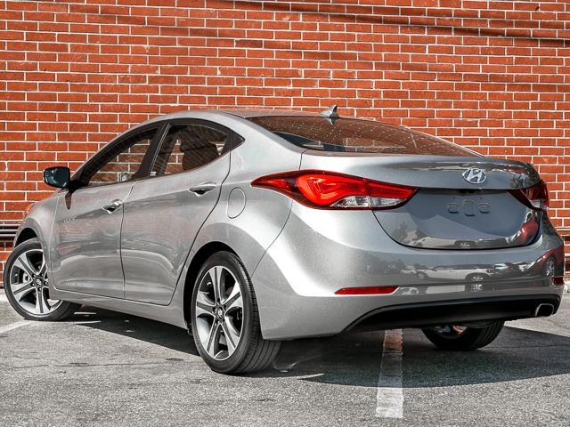 2014 Hyundai Elantra Sport Burbank, CA 4