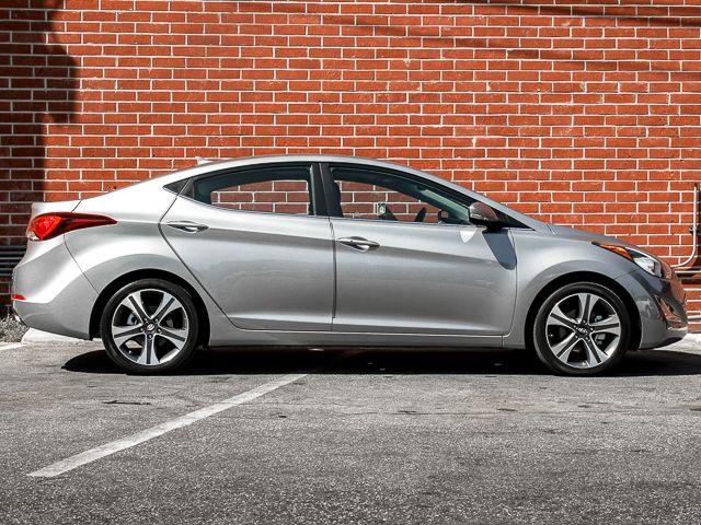 2014 Hyundai Elantra Sport Burbank, CA 5