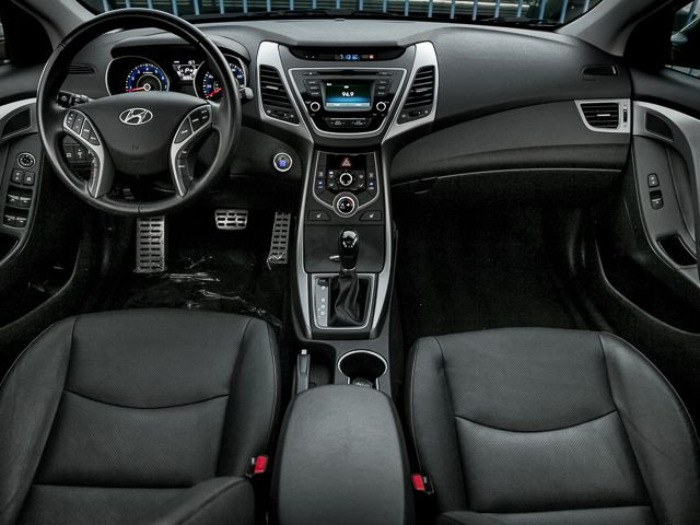 2014 Hyundai Elantra Sport Burbank, CA 7
