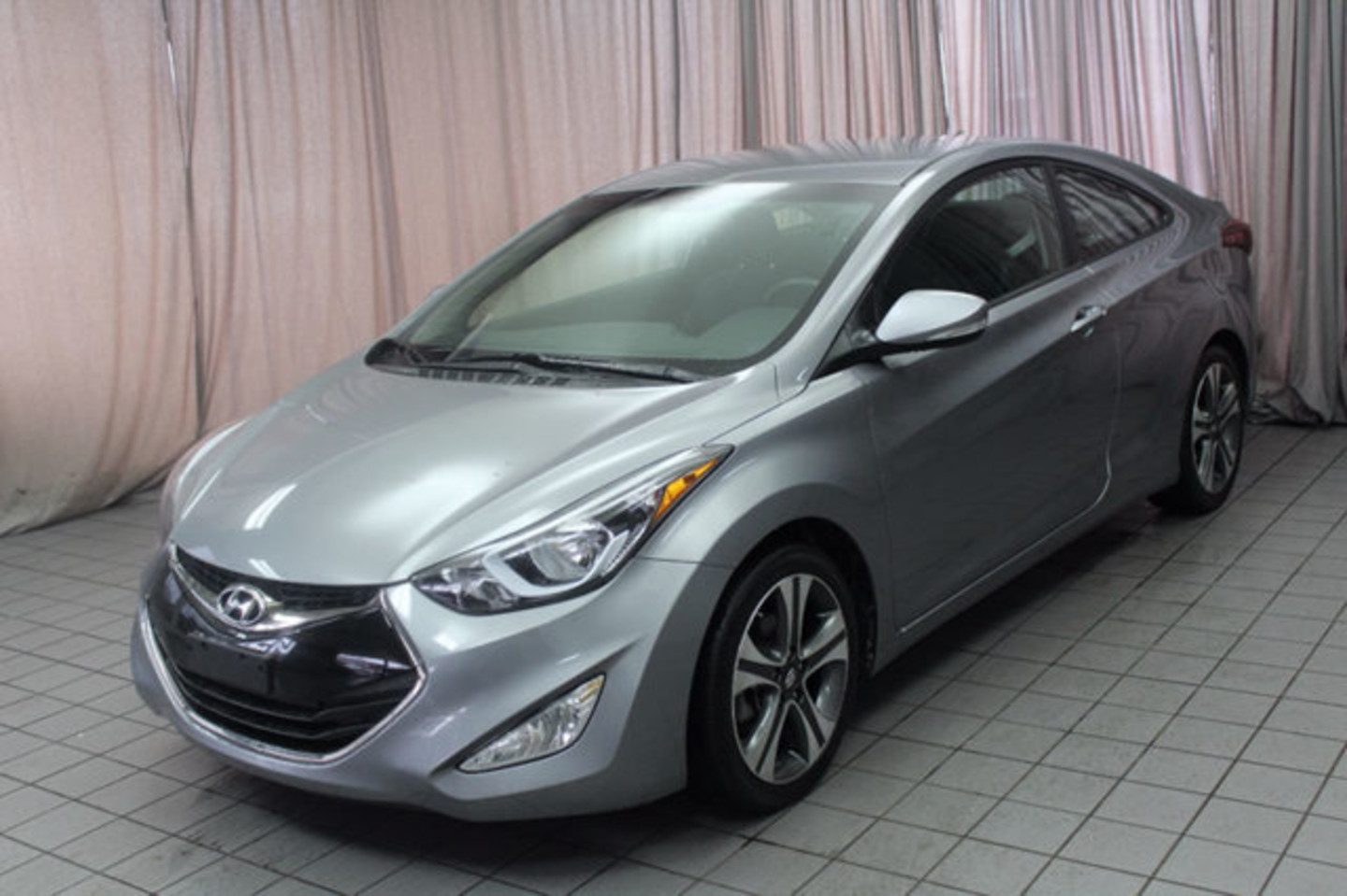 2014 hyundai elantra coupe 2dr city oh north coast auto mall of akron. Black Bedroom Furniture Sets. Home Design Ideas