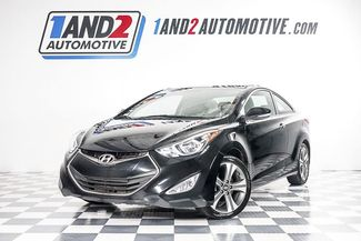 2014 Hyundai Elantra Coupe Coupe A/T in Dallas TX