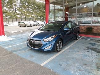 2014 Hyundai Elantra Coupe in WATERBURY, CT
