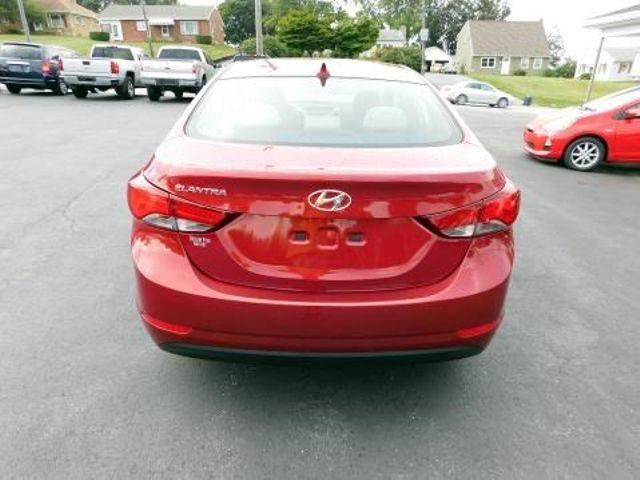 2014 Hyundai Elantra SE Ephrata, PA 4