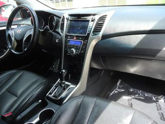 2014 Hyundai Elantra GT SPORT PANORAMIC. NAVI. LTHR. AIR COOLED-HTD SEATS SEFFNER, Florida 17