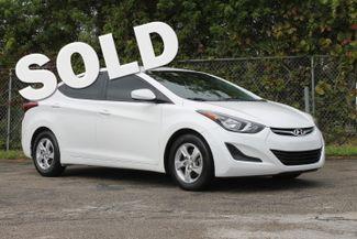 2014 Hyundai Elantra SE Hollywood, Florida
