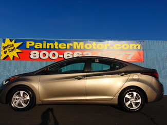 2014 Hyundai Elantra SE Nephi, Utah 4